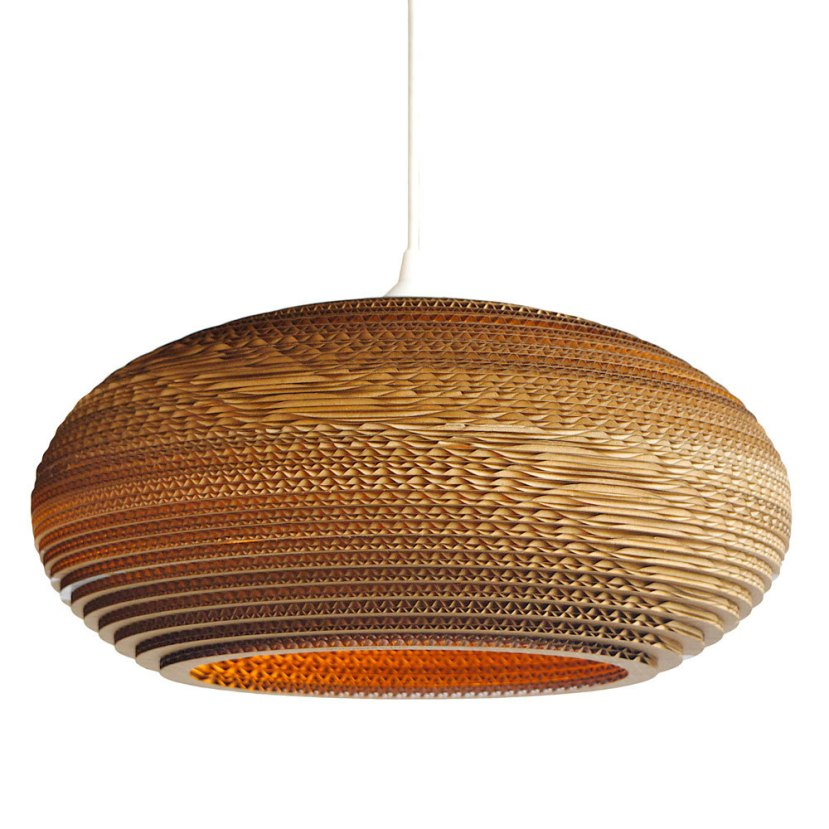 Graypants Scraplight Disc Pendant Lamp