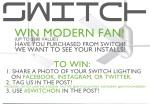 Win a Modern Fan!