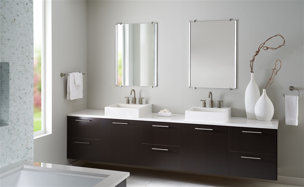 Tech 700bcgiar Gia Contemporary Led Bathroom Lighting: Tip: Proper Vanity Lighting