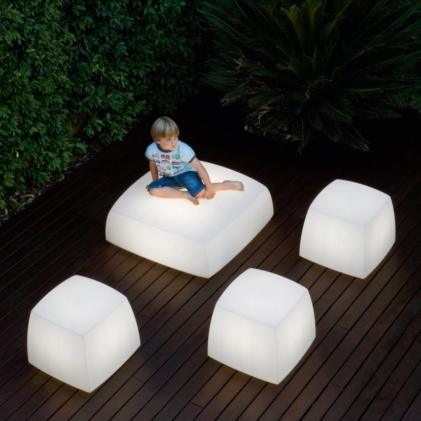 Lite Cube Box by Tango