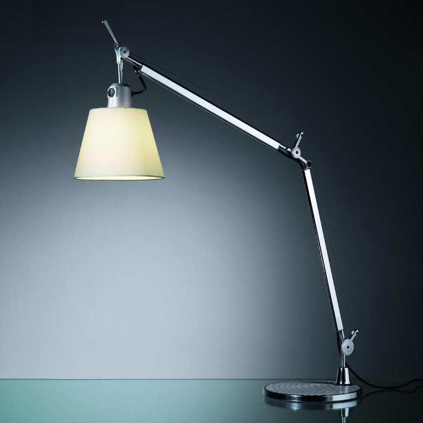 tolomeo table with shade