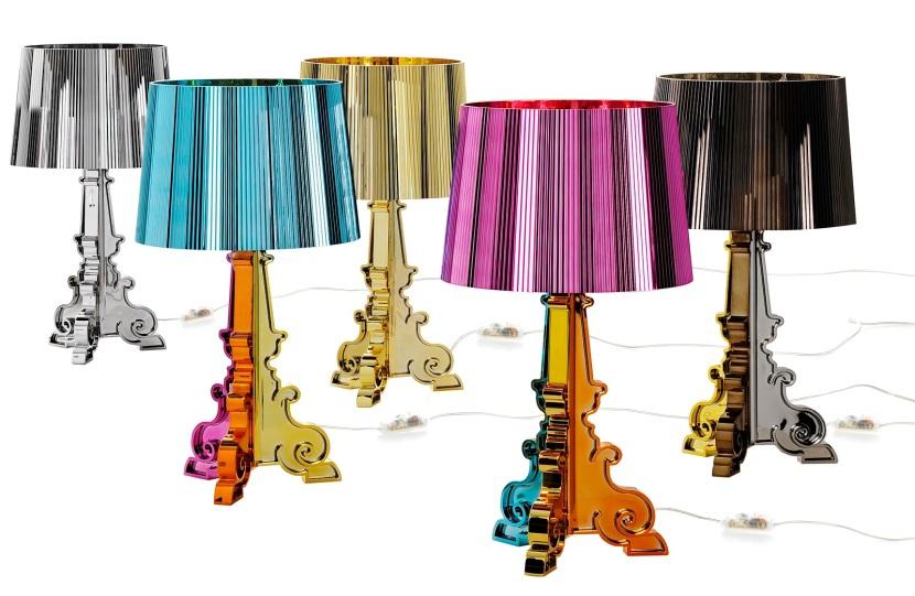 Ferruccio+Laviani+has+re-designed+the+classic+Bourgie+Lamp
