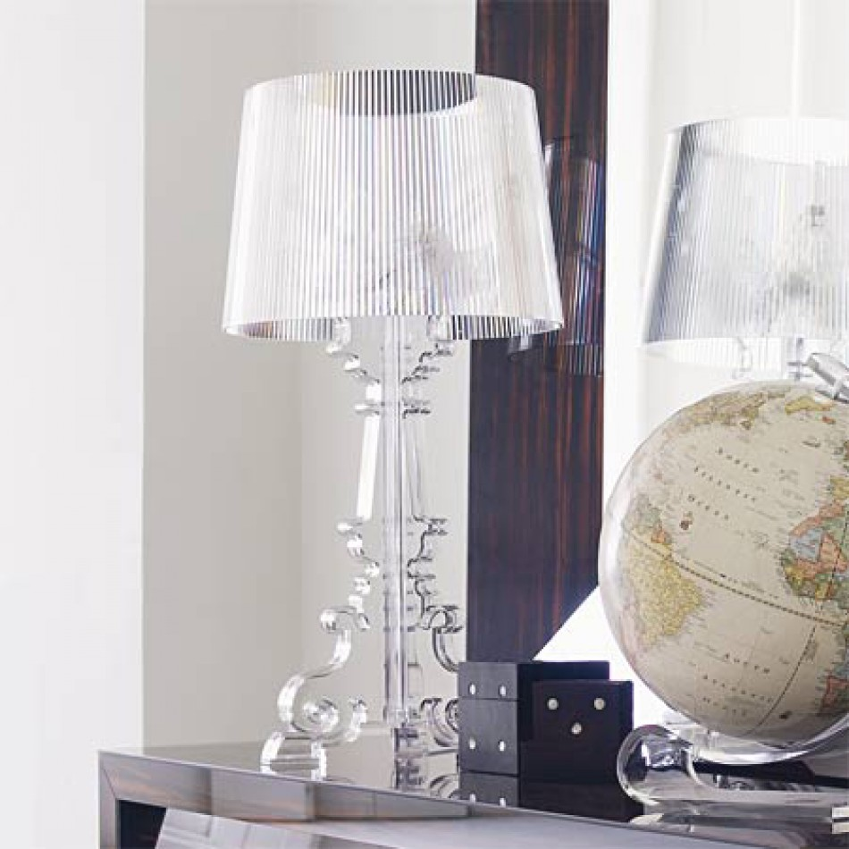 Featuring Bourgie Table Lamp