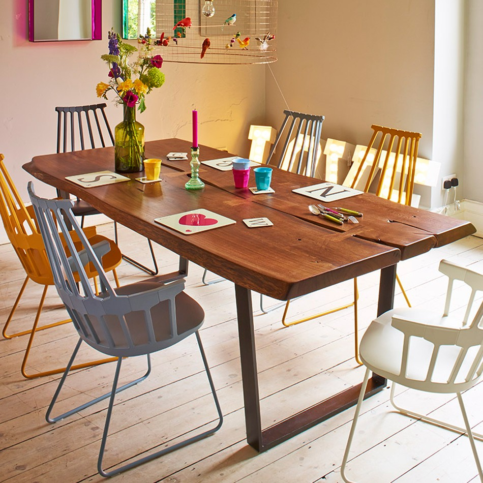 Sofa In Dining Room: Inspiration: Dining Room Chairs (Kartell
