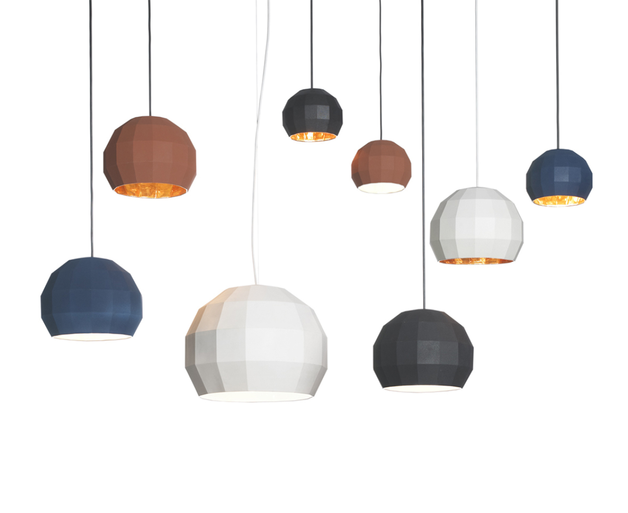Marset Lighting Marset Pleat BoxMarset Lighting Pendants Wall