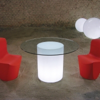 Inspiration: Light Up Furniture
