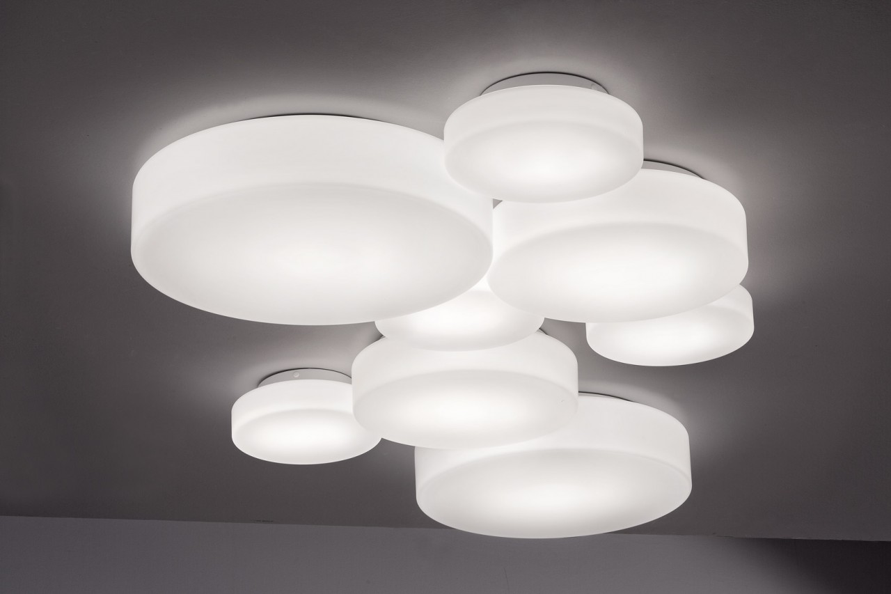 Switch lighting design for Lampade da soffitto di design