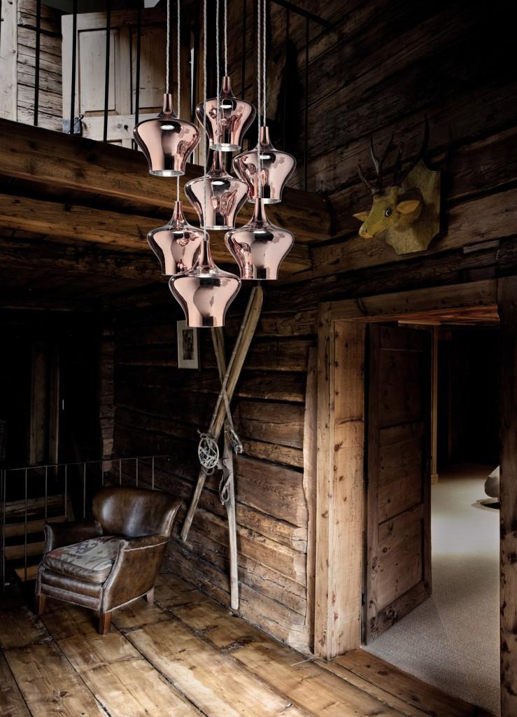 studio italia design nostalgia glass medium haengelampe von - Medium Hardwood Hotel 2015