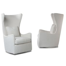 swivel-chair